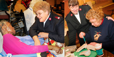 The Salvation Army Senior Programs