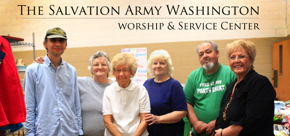 Washington Worship and Service Center