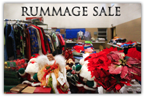Washington Worship and Service Center - Rummage Sale